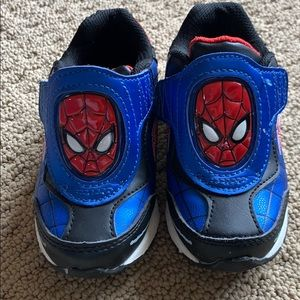 Other - Spider-Man Shoes